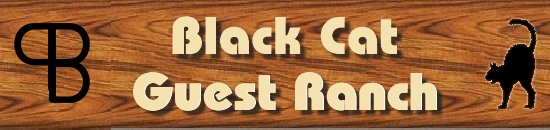 Black Cat Guest Ranch - Home Page